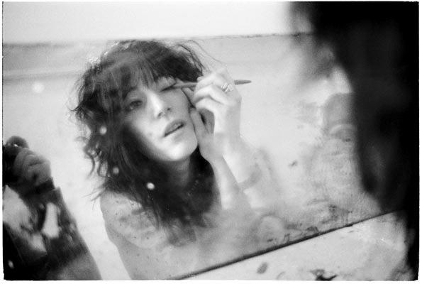 Judy Linn, Patti, Maybelline, Myrtle Avenue, 1969 jlf7044